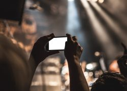 smartphone, movie, taking pictures